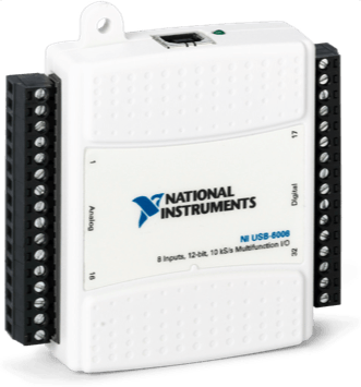 National Instruments DAQ Device