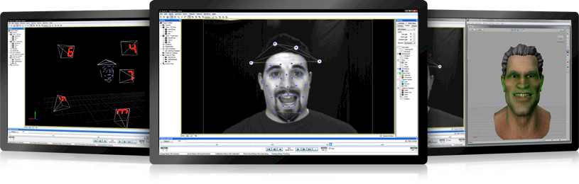 Expression - Facial motion capture software