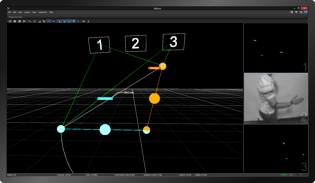Motive:Tracker - Rigid Body Tracking Software