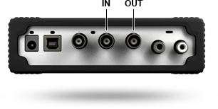 OptiHub external sync ports for Flex 13 cameras