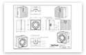PrimeX 13w Technical Drawing