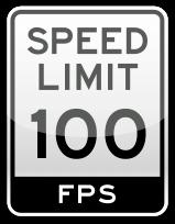 Speed - 100 FPS