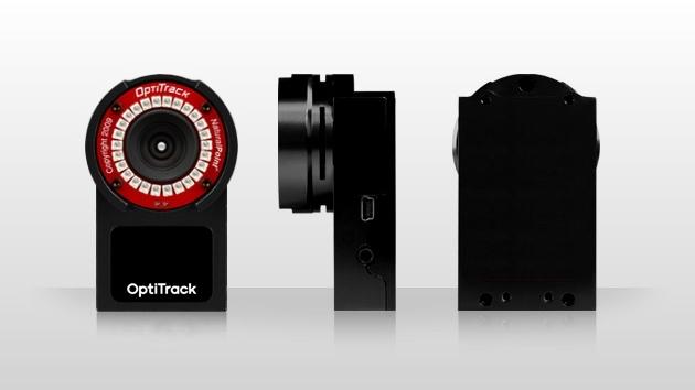 OptiTrack - Flex 3 - An affordable motion capture camera