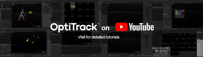 OptiTrack on YouTube